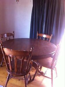 Dining table Port Sorell Latrobe Area Preview