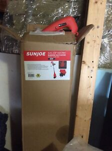 roto tiller red newinbox 2.5 amp electric