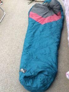 Hillary sleeping bag