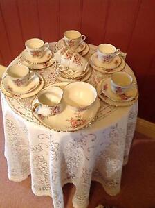 GRINDLEY GORGEOUS TEA SET PEACH BLOSSOM Wauchope Port Macquarie City Preview