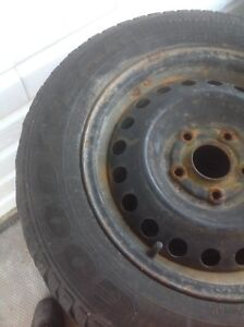 09 Civic rims and tires $60 for all