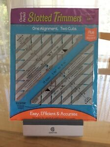 Quilting Slotted Trimmers - New not used