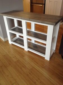 New handmade TV Console Table Stands