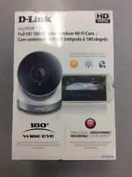 D-Link HD 180-Degree Outdoor Camera - BRAND NEW  Mississauga / Peel Region Toronto (GTA) Preview