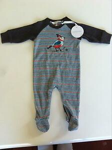 Fox & Finch baby onesie size 000 Croydon Maroondah Area Preview