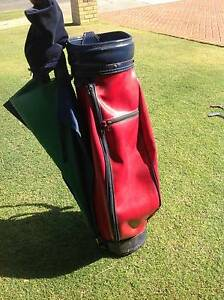 Golf clubs with bag and golf umbrella included. Winthrop Melville Area Preview