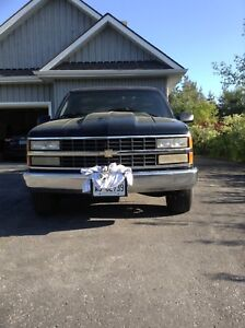 1990 CHEVY STREET ROD, $20,000 invested. SOLID, CLEAN RUST FREE