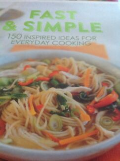 FAST & SIMPLE COOK BOOK