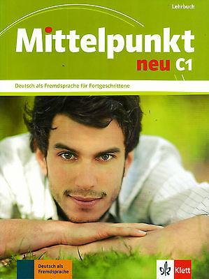 Руководство Klett MITTELPUNKT NEU C1 Lehrbuch