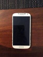 Samsung Galaxy S4 Mobile Phone White