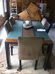 dining table,beds,bookshelf,lounge,kichen shelfs,sofa bed Blacktown Blacktown Area Preview