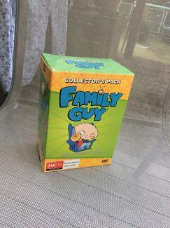 Family Guy DVD Collection Season 1 - 5