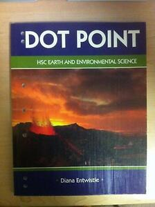HSC Earth and Environmental Science - Dot Point Wahroonga Ku-ring-gai Area Preview