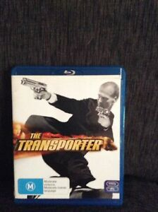 The Transporter Blu Ray Adelaide CBD Adelaide City Preview