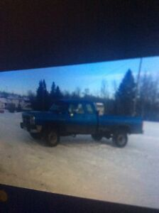 Parting out 2001 and older dodge diesel trucks