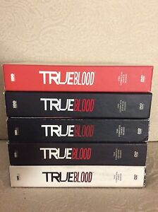 True Blood DVD Sets, Season 1 to 5 Kitchener / Waterloo Kitchener Area image 1