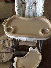 INFA SECURE SEVILLE. HIGHCHAIR Casula Liverpool Area Preview