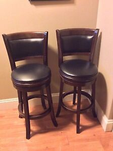 Bar stools for sale great condition