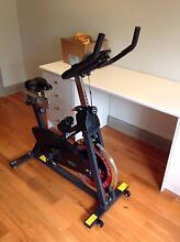 Lifespan SP450 Exercise Bike Strathfield Strathfield Area Preview