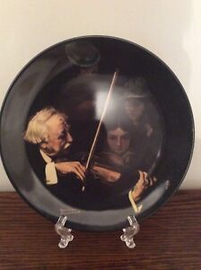 Norman Rockwell Limited Edition Collector Plate