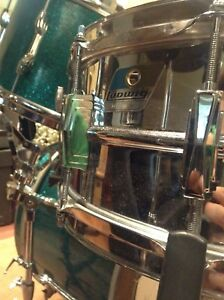 Collectible Vintage Ludwig Supersensitive snare drum