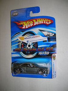 AMG-Mercedes-CLK-DTM-SILVER-NO-side-TAMPO-2006-Hot-Wheels
