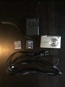 Nikon Cool Pix s640 (two battery's plus charger)