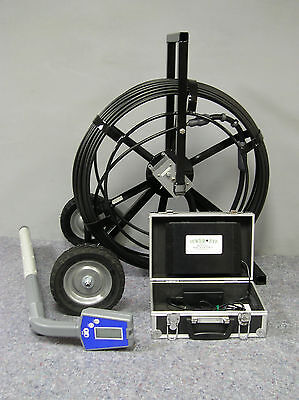 Sewereye Inspection System Sewer Camera Pipe Inspection System With Locator