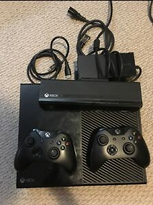 Xbox one for sale (mint condition)
