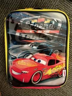 Zak Cars Insulated Slimline Lunch Bag NEW