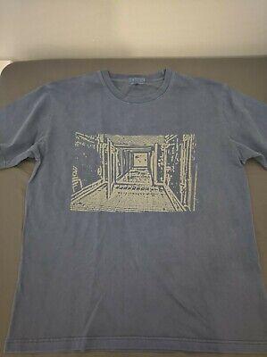 Cav Empt blue Overdye T-shirt BNWT