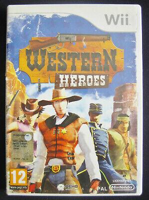 Gioco WESTERN HEROES per NINTENDO Wii - Italiano PAL