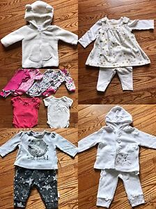 Baby Items - Girl Infant Clothing