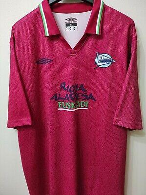 ALAVES 2002-2003 Rioja Alavesa camiseta shirt trikot maillot maglia image