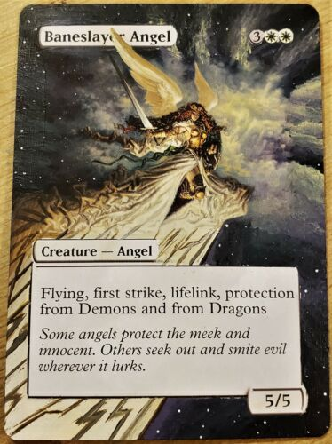 Baneslayer Angel - Full Art / Altered