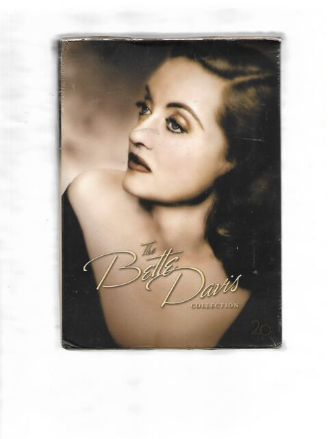 THE BETTE DAVIS Collection 5 Disc set NEW Sealed R1