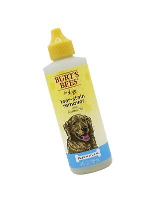 Burt's Bees for Dogs All-Natural Tear Stain Remover Chamomile | Best Tear (Best Tear Stain Remover)