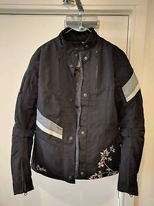 Womens motorcycle jacket (size S) and riding pants (size 8) Dulwich Hill Marrickville Area Preview
