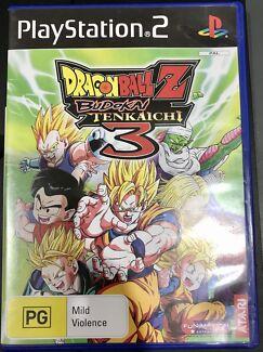 Dragonball Z Budokai Tenkaichi 3 PS2