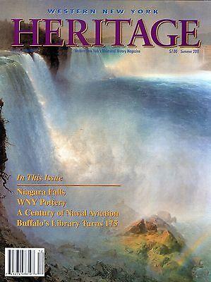 For sale WESTERN NEW YORK HERITAGE - Niagara Falls, WNY Pottery, Buffalo's Library at 175