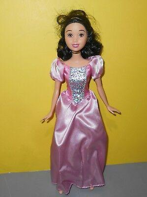 Mattel Classic Disney Princess Snow White Pink Dress Outfit 11