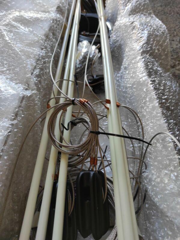 Barrett BC91200 multiwire broadband base station antenna