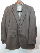 Vintage Tweed Hunting Jacket