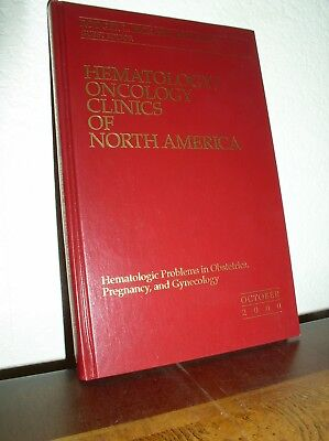 Hematology Oncology Clinics Of North America October 2000 By Rodger Bick  Hc
