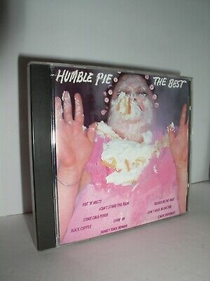 The Best of Humble Pie by Humble Pie (CD, Oct-1990, A&M/BMG