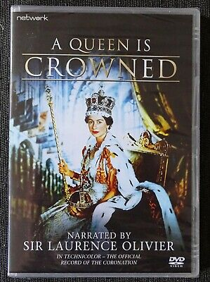 A Queen is Crowned. Technicolor. Narr. Sir Laurence Olivier. 1 DVD. Network 2003
