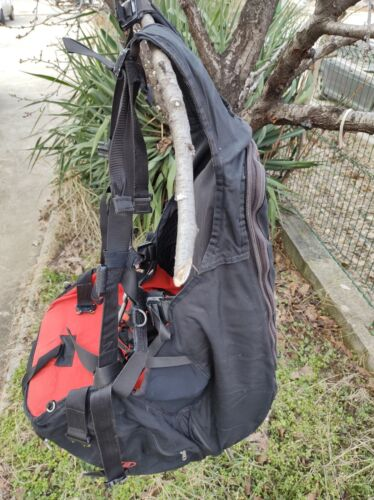 Paragliding Harness Firebird Body Guard up to 120kg
