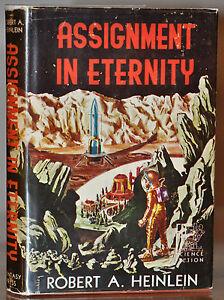 Authors: Heinlein, Robert A: SFE: Science Fiction Encyclopedia