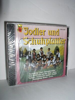 Vol. 2-Jodler Und Schuhplattler (CD,Import, KOCH-Prasent 399 415,NEW)