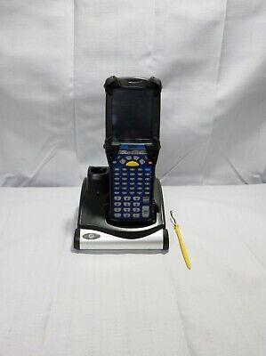 Motorola Symbol Mc9090 Wireless Laser Barcode Scanner Windows Mobile